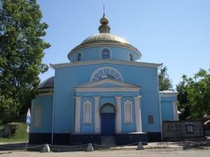 Скорбященский храм г. Лосино-Петровский